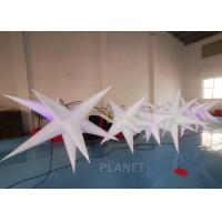 1m 1.5m 2m LED Bright Inflatable Lighting Decoration With 2 Years Warranty Manufactures