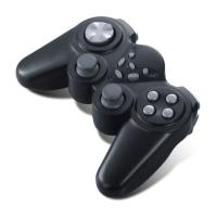 ABS Vibration Wired USB PC Joystick Controller For PS2 / Platform Manufactures