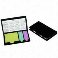 Sticky Notepad, OEM Orders are Welcome, Customized Designs are Accepted Manufactures