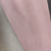Spot supply imitation Tencel denim, non-stretch color denim, thin disposable denim fabric, garment material Manufactures