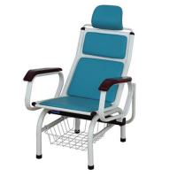 Head Rest Medical Infusion Chair With Sundries Basket ISO And CE Certificate Manufactures