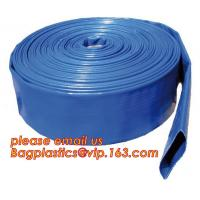 Rubber & Rubber Products, Rubber Tube, Pipe & Hose, high pressure agricultural irrigation flexible pump water PVC Yellow Manufactures