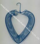Beautiful Caged Fat Ball Bird Feeder SS / Peanut Ring Heart Shape Manufactures
