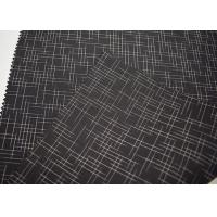 PU Coated Waterproof Oxford Fabric 100 Polyester SGS Certification Manufactures
