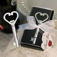 Zinc Alloy Metal Anniversary Gifts Heart Shaped Bottle Opener Custom Logo Accepted Manufactures