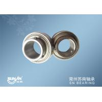 High Speed Spherical Wheel Hub Ball Bearings SB205-16 , Bore Size 12 - 60 mm Manufactures