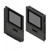 """19"""" Touch Screen Wall Mounted Kiosk , Multi Function Kiosk For Limited Space Manufactures"""