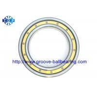 Buy cheap 100x150x24mm Radial Ball Bearing 6020M, Brass Cage Bearing 6020-M, Old Model from wholesalers