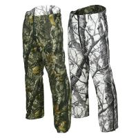 Outdoor Camouflage Hunting Suit Reversible Waterproof Camo Hunting Pants Manufactures