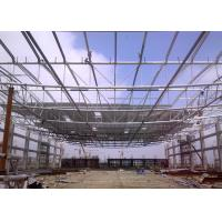 Mordern Design Structural Steel Pipe , Customised  Structural Steel Roof Framing Manufactures