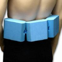 3-piece Block Floater, Measuring 15 x 12 x 5.5cm, Available in Blue Manufactures