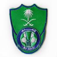 Clothing Custom Embroidered Iron On Patches , Embroidered Cloth Badges Manufactures
