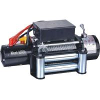 Most popular powerful 12V 9500 lbs electric winch Manufactures