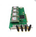 4 ports asterisk gsm card goip gsm gateway wireless ip pbx Manufactures