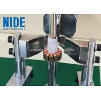 Small Flyer Motor Winding Machine / BLDC External Armature Stator Winding Equipment Manufactures