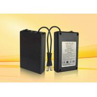 Security CCTV  , Access Control Power Supply mini ups 12v 4800 mAH Manufactures