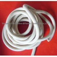 Buy cheap Yellow Silicone Wire Reinforced Insulation Cover Sleeve Hose White color Latex silicone Stretch Widely Used Silicon Rubb from wholesalers