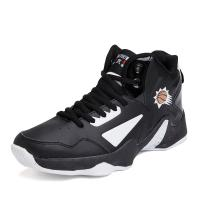 Fashion Anti Slip Basketball Shoes , Mens High Top Basketball Shoes Manufactures