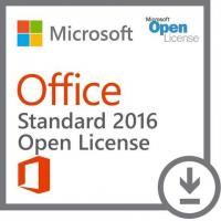 Microsoft Office Standard 2016 License Digital Download Available Manufactures