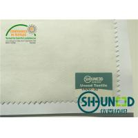 China 30 GSM PA Net Release Paper Fusible Web Interlining FNAP -30 For Home Textile on sale