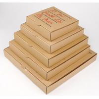 Bulk Price Custom Logo Food Delivery Packing Rectangular Paper Pizza Box,Customized Coated Kraft Paperboard Plain White Manufactures