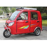 Easy Operation Passenger Gasoline Tricycle With Automatic Manual Clutch 3 Wheels Manufactures