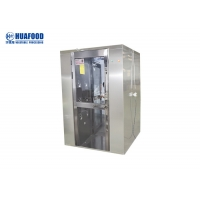 High Safety Pharmaceutical Vented Heads Cleanroom Air Shower Manufactures
