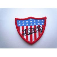 Apparel Iron On Clothing Patches Environmental For Home Textile Manufactures