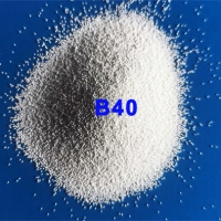 Stainless Steel Parts Round Solid Ceramic Bead Blasting Manufactures