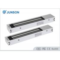 Normal Open Electromagnetic Lock 600lbs JS-280S Zinc Finishes For Access Control Manufactures