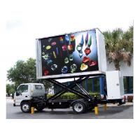 P5 P6 P10 SMD Truck Mounted LED Screen SMD2727 LED Type Manufactures
