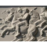 marble relief, marble panel carved by hand,polished , relief for Europe client Manufactures