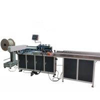 Double Spiral Notebook Automatic Punch And Spiral Binding Machine 0 Binder Manufactures