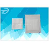 Comfortable Medical Gauze Fabric / Sterile EO Non Woven Gauze 10 Mm Manufactures