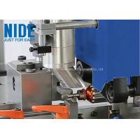 Fully Auto Armature Rotor Turning Machine Plc Control In Blue / Customized Color Manufactures