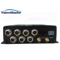 1080p AHD 4G Mobile DVR WIFi SD Card 4 Channels 1 Years Warranty For Vehicle Manufactures