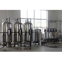 Drinking Mineral Drinking Water Production Line , Water Bottle Filling Machine Manufactures