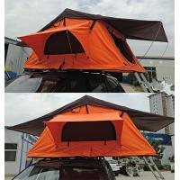 Off Road 4 Person Roof Top Tent Easy Assembling 233*140*123cm Inner Size Manufactures