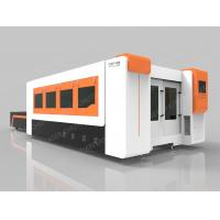 CE Fiber Laser Metal Cutting Machine 1000W Raycus Middle Power Laser Source Manufactures