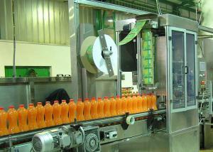 Lower Vacuum Automatic Juice Filling Machine Manufactures