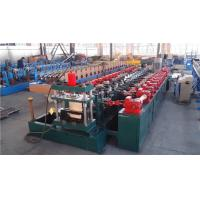 3.5mm C Z Purlin Roll Forming Machine For construction 1.5-3.5mm Thickness Manufactures