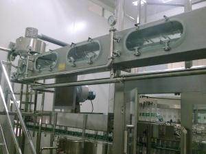 4000BPH Aseptic Juice Filling Machine Manufactures