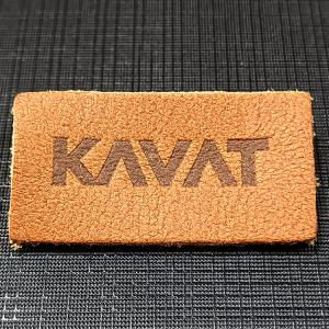 Custom Embossed Faux Leather Patches Heat Press Labels For Jeans Denim Manufactures