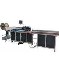 4.5kw Spool Spiral Punching Binding Machine For Calendar Manufactures