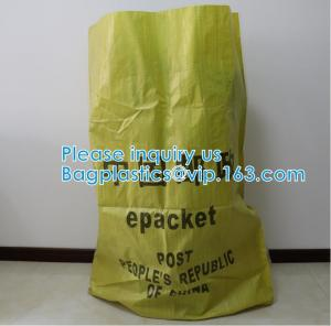 Agricultural Big Size PP Woven Bulk Bag For Corn,PP Woven Big Bag/Ton Bag/Bulk Bag For Packing Construction Garbage Manufactures