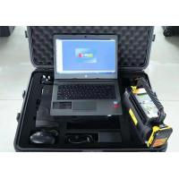 Quick Real Time Image Portable X-Ray Scanner System Laptop Computer For EOD / IED Manufactures
