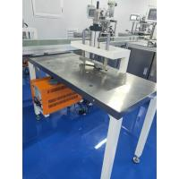 Hospital Surgical Disposable Face Mask Machine / N95 Face Mask Making Machine Manufactures