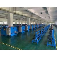 Buy cheap High Speed Copper Wire Bunching Machine With Automatic Tension Control from wholesalers