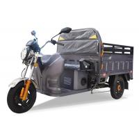 Electric Cargo Tricycle With EEC Certificate European Market Is Available Manufactures