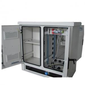 Telecom Communication Network Equipment Rack Aluminum Enclosure Double Layer Manufactures